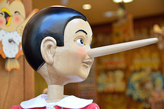 Pinocchio. CC-Foto von Tristan Schmurr, alias kewl. http://creativecommons.org/licenses/by/2.0/deed.de