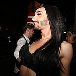 Conchita Wurst. CC-Foto von VIPevent.