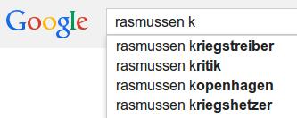 Google-Suche.